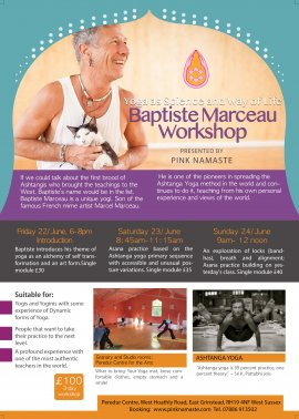 Baptiste Marceau Workshop