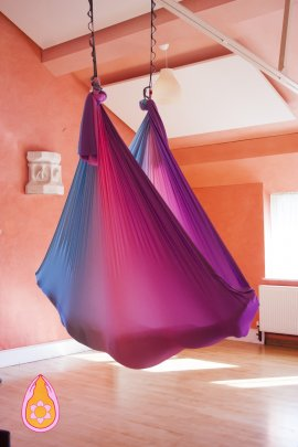 Flying Unicorn Yoga Hammock Kit