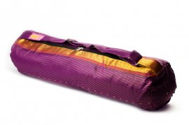 Ultraviolet Yoga Bag