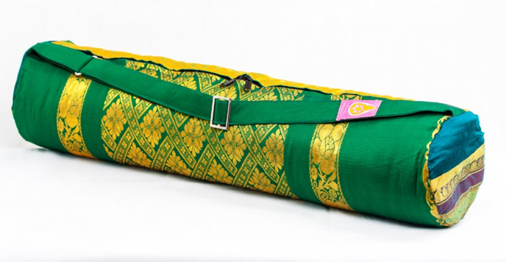 Glistening Lotus Yoga Bag XL