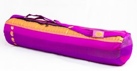 Bougainvillea Yoga Bag XL