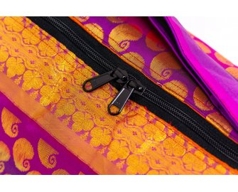 Bougainvillea Bliss Yoga Bag XL